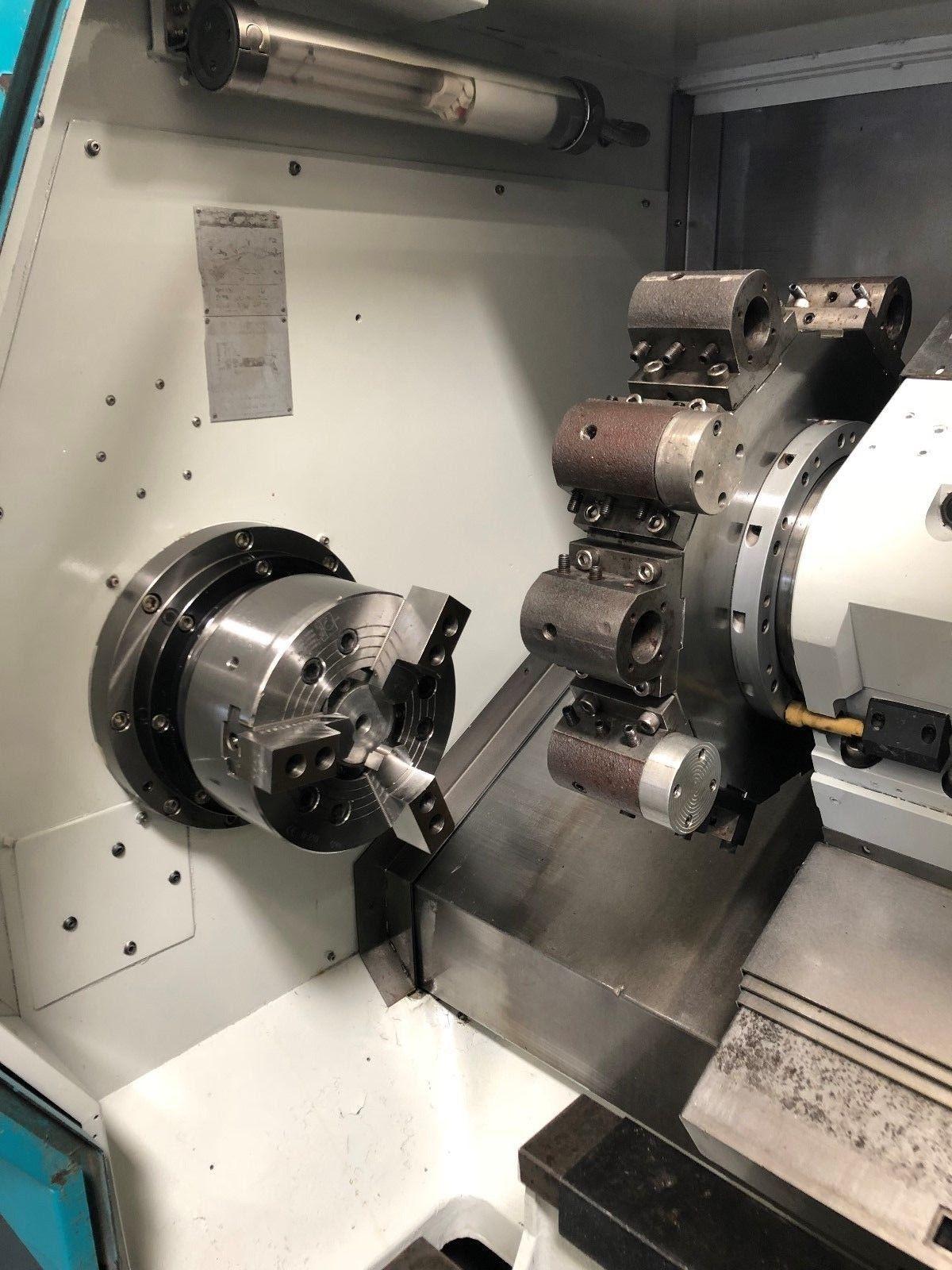 Cnc Mill For Sale >> Akira Seiki SL-35 CNC Turning Center - MachineStation