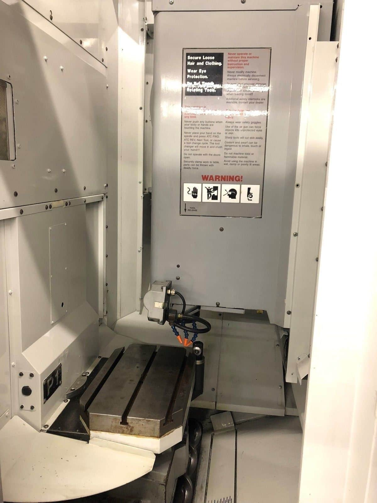 Haas Mdc 500 Mill Drill Tap Vertical Machining Center