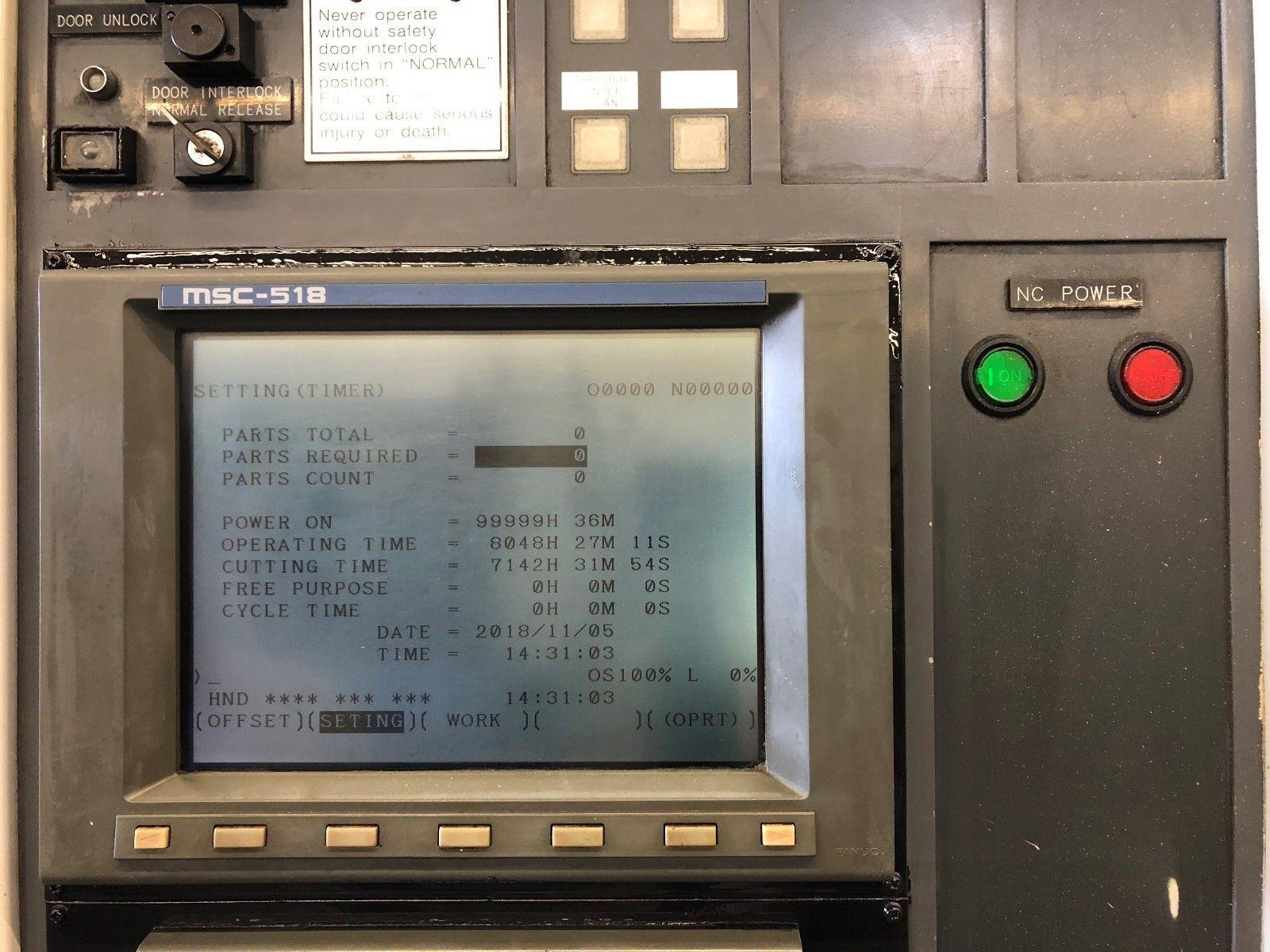 Cnc Mill For Sale >> Mori Seiki SV-500/40 CNC Vertical Machining Center - MachineStation