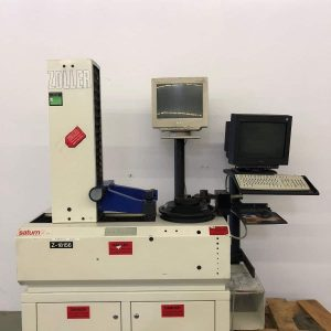Zoller Saturn V420E2 Tool Presetter With PC Manuals