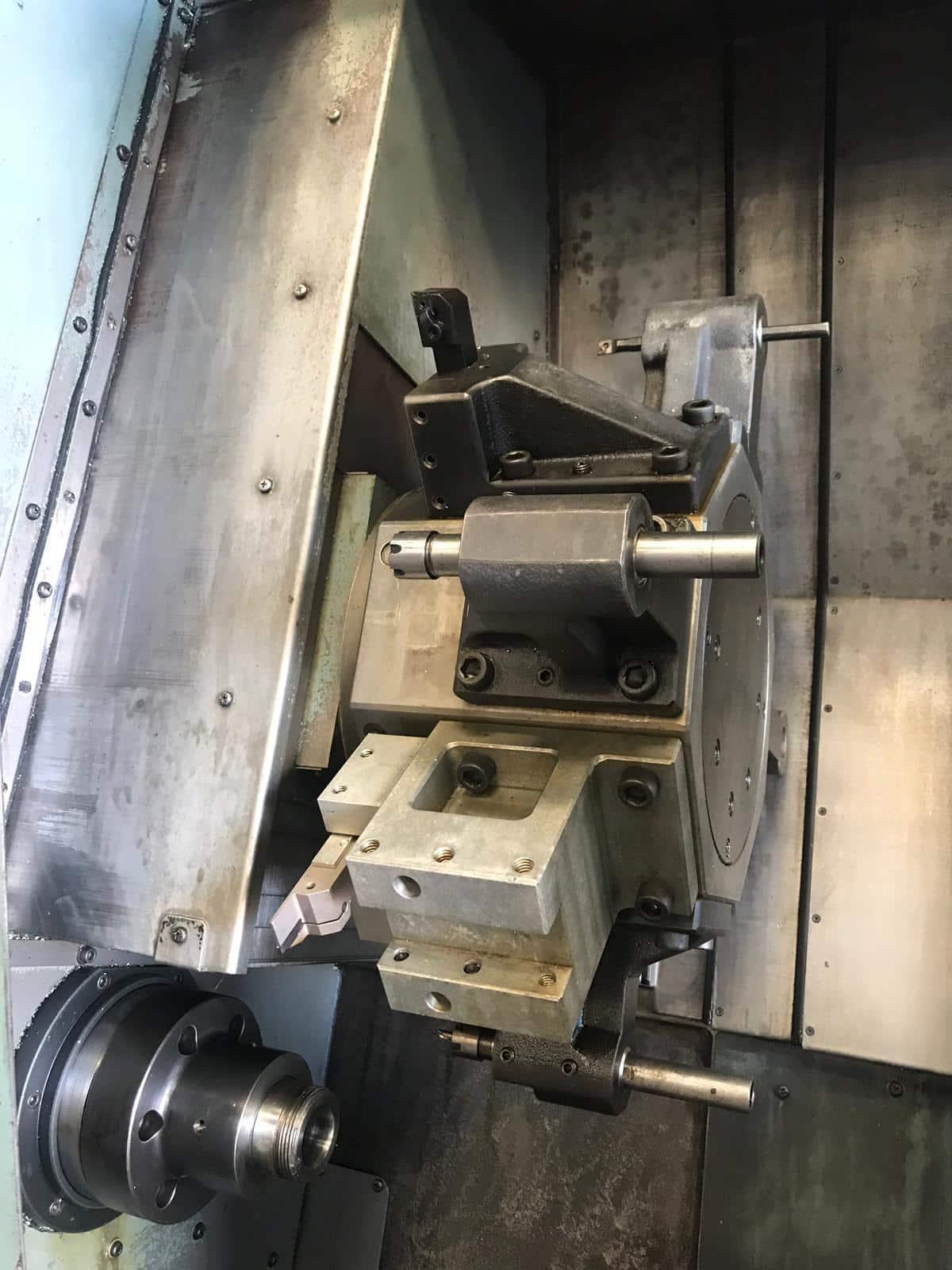 Mori Seiki Sl 0h Cnc Turning Center Machinestation