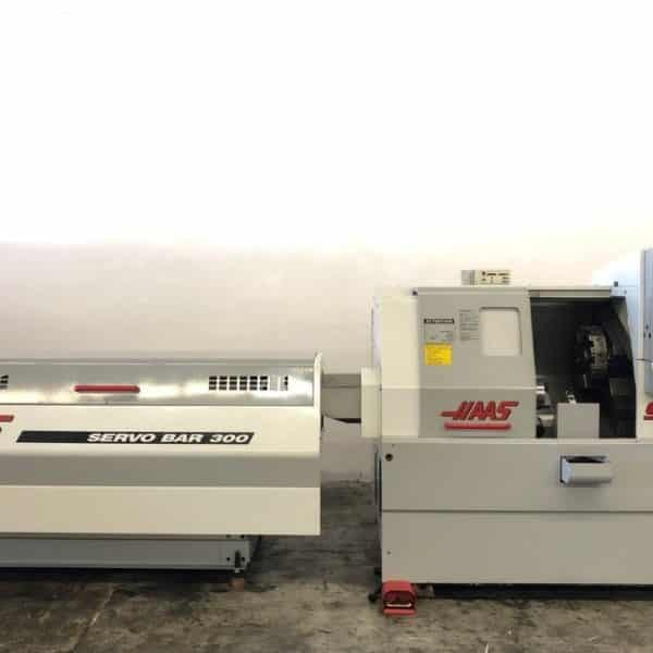 Haas SL-10 CNC Turning Center - MachineStation on