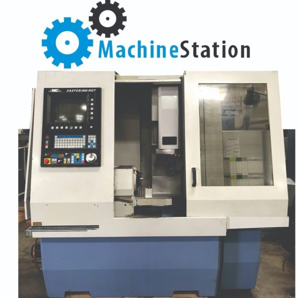 Used ANCA MG-7 FastGrind 7 Axis CNC Tool & Cutter Grinder for Sale in California