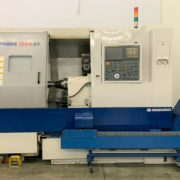 Used Daewoo Puma 1500SY CNC Turning for Sale in California a (1)