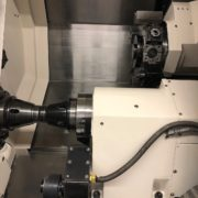 Used Daewoo Puma 1500SY CNC Turning for Sale in California e