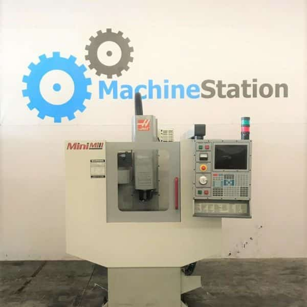 Used Haas Mini Mill Vertical Machining Center for Sale in California MachineStation