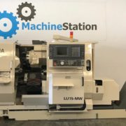 Used Okuma LU-15MW CNC SUB Spindle Turning Center for Sale in California c