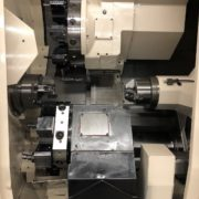 Used Okuma LU-15MW CNC SUB Spindle Turning Center for Sale in California e