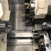 Used Okuma LU-15MW CNC SUB Spindle Turning Center for Sale in California f