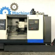 Used Hwacheon 300LMC CNC Turning Long Bed Lathe for Sale in California a