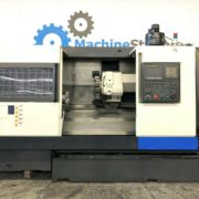 Used Hwacheon 300LMC CNC Turning Long Bed Lathe for Sale in California b