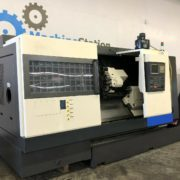 Used Hwacheon 300LMC CNC Turning Long Bed Lathe for Sale in California d