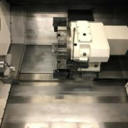 Used Hwacheon 300LMC CNC Turning Long Bed Lathe for Sale in California g