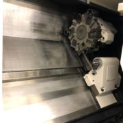 Used Hwacheon 300LMC CNC Turning Long Bed Lathe for Sale in California m