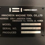 Used Hwacheon 300LMC CNC Turning Long Bed Lathe for Sale in California q