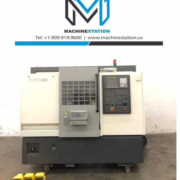 Used Hwacheon Cutex 160A CNC Turning