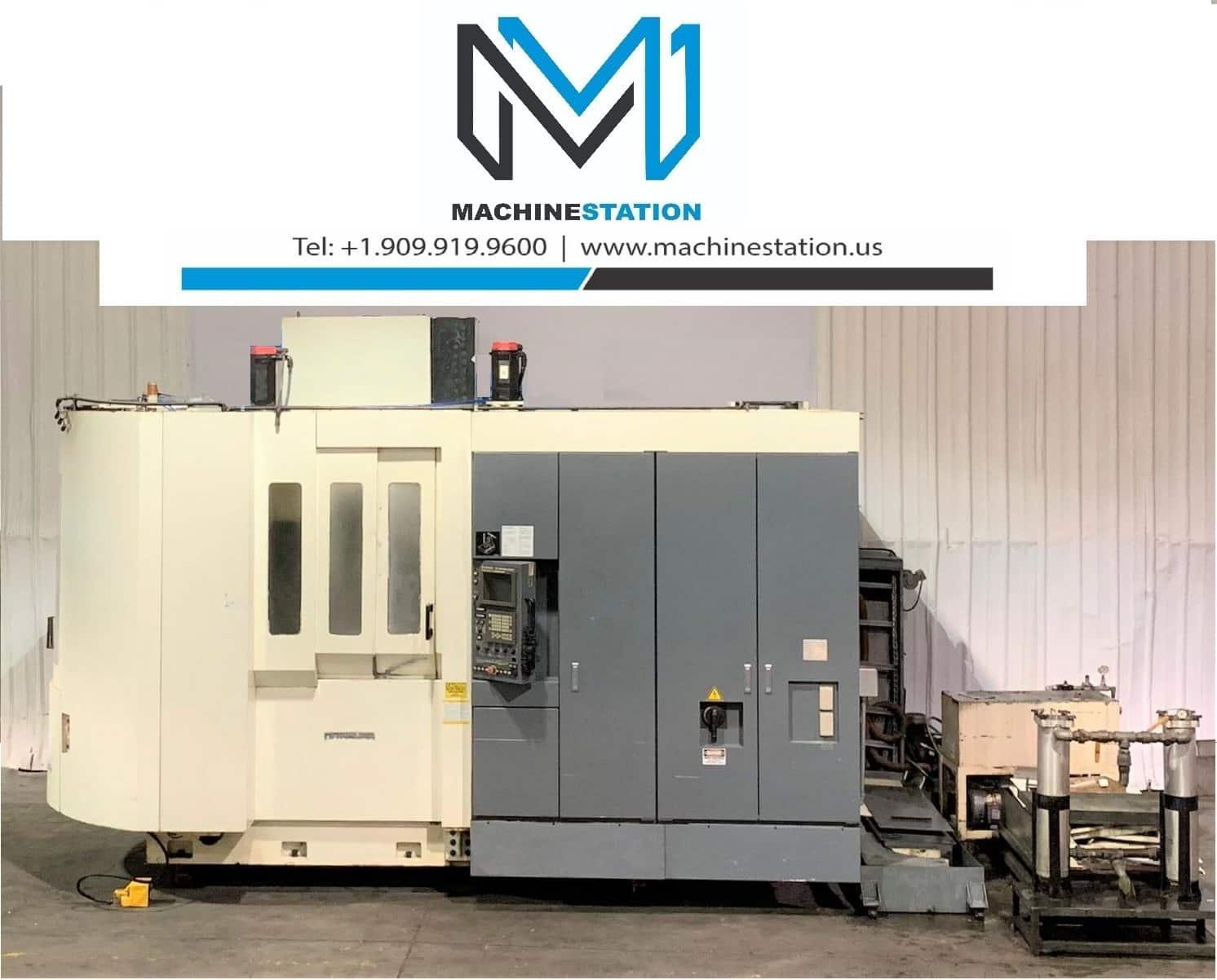 Used Kitamura HX-500i Horizontal Machining Center for Sale in California