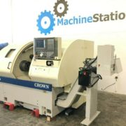 Used Okuma Crown L1060 762S-BB CNC Turning Center for Sale in California a