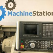 Used Okuma Crown L1060 762S-BB CNC Turning Center for Sale in California c