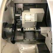 Used Okuma Crown L1060 762S-BB CNC Turning Center for Sale in California d