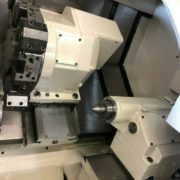 Used Okuma Crown L1060 762S-BB CNC Turning Center for Sale in California f