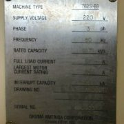Used Okuma Crown L1060 762S-BB CNC Turning Center for Sale in California h