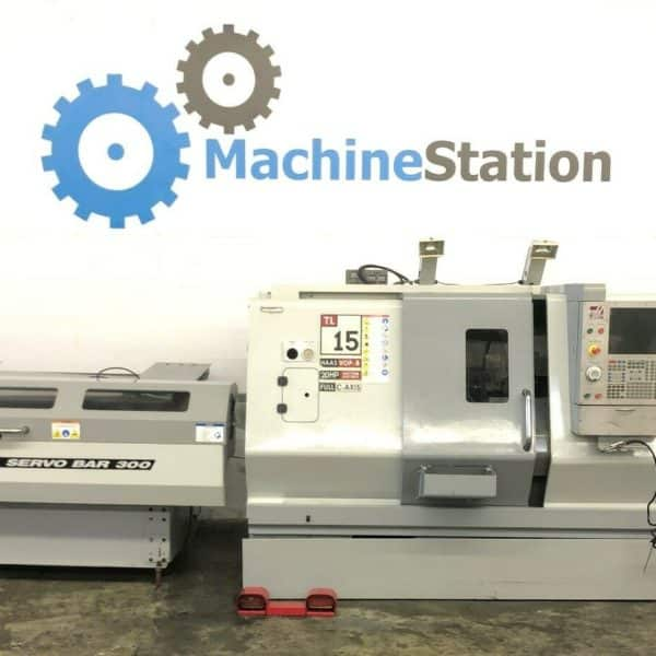 Haas TL-15 CNC SUB Spindle Live Tool Turning Center for Sale in California