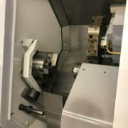 Haas TL-15 CNC SUB Spindle Live Tool Turning Center for Sale in California e
