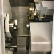 Haas TL-15 CNC SUB Spindle Live Tool Turning Center for Sale in California f