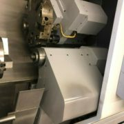 Haas TL-15 CNC SUB Spindle Live Tool Turning Center for Sale in California g