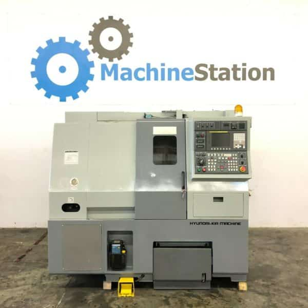 Hyundai WIA SKT-200 CNC Turning Center For Sale in California USA