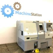 Hyundai WIA SKT-200 CNC Turning Center For Sale in California USA b