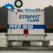 Strippit LVD PPEB 9008 Hydraulic CNC Press Brake for Sale in California c