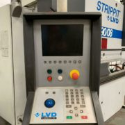 Strippit LVD PPEB 9008 Hydraulic CNC Press Brake for Sale in California d