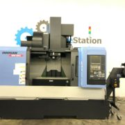 Used Doosan DNM-500II CNC Vertical Machining Center for Sale in California a
