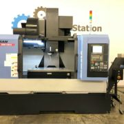 Used Doosan DNM-500II CNC Vertical Machining Center for Sale in California b (1)