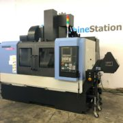 Used Doosan DNM-500II CNC Vertical Machining Center for Sale in California b