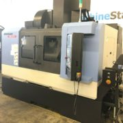 Used Doosan DNM-500II CNC Vertical Machining Center for Sale in California d