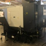 Used Doosan DNM-500II CNC Vertical Machining Center for Sale in California h