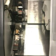 Used Ganesh Cyclone 70-TTMY CNC Twin Turret Lathe for Sale in California g