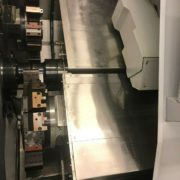 Used Ganesh Cyclone 70-TTMY CNC Twin Turret Lathe for Sale in California j