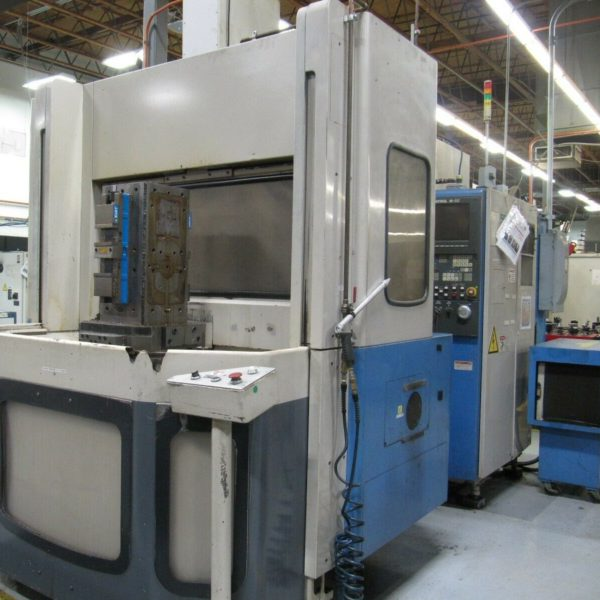 Used Mazak FH-480 Horizontal Machining Center for Sale in California USA