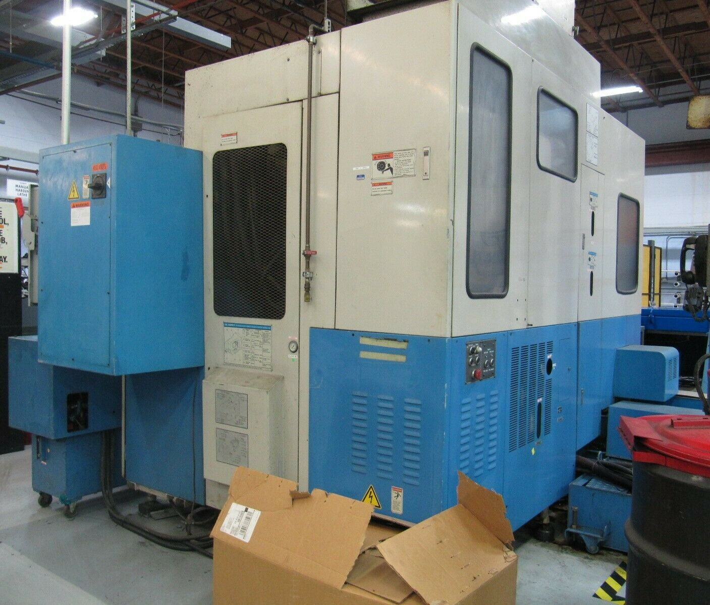 Mazak FH-480 Horizontal Machining Center - MachineStation