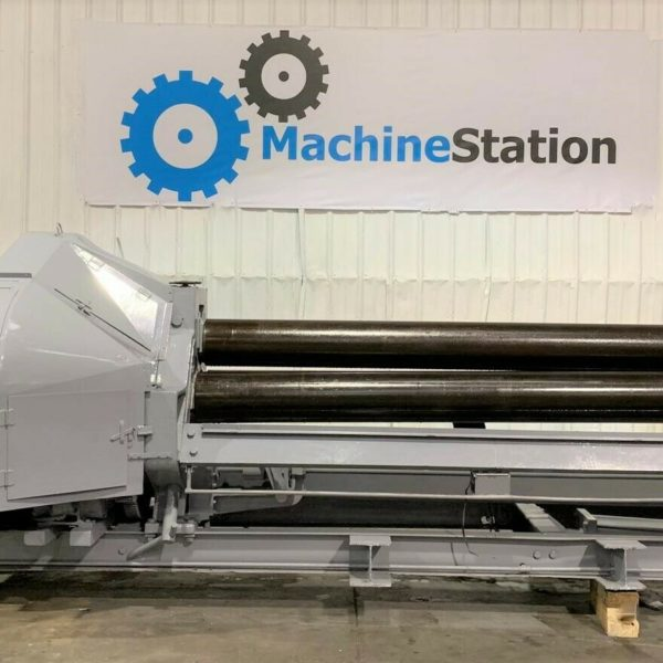 Used Bertsch Plate Rolling Machine for Sale in California