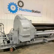 Used Bertsch Plate Rolling Machine for Sale in California a