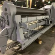 Used Bertsch Plate Rolling Machine for Sale in California g