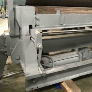 Used Bertsch Plate Rolling Machine for Sale in California h