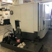 Haas DS-30SSY CNC Big Bore Turning for Sale in California b