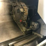 Haas DS-30SSY CNC Big Bore Turning for Sale in California f