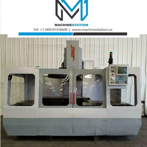 Haas VF-6 Vertical Machining Center for Sale in California
